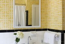 Home Design - Bath / by Rochelle RC