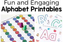 Elementary Printables / Reading printables, writing printables, vocabulary printables, printables for elementary students, kindergarten printables, and a whole lot more!