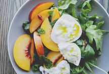 Stone Fruit: Peaches, Plums, Nectarines, Apricots and Cherries