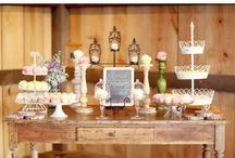 Dessert Tables / carry through your party theme to every element, including your dessert table. dedicated to sumptuous dessert tables, this board will have your inspiration juices flowing.