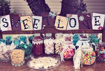 Candy Table ideas