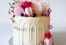 Csúrgatott torták