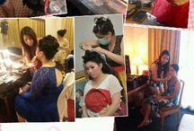 Irine Gunawan makeup art