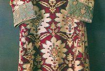bizánci viselet