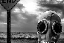 Postapo / Materiały związane z post apokalipsą.