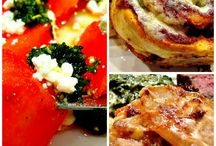 Food: Spring Cooking / Dishes that celebrate spring!