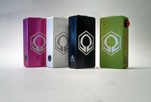 Digital Mods / These mods are generally geared towards an advanced vaper. These mods incorporate top of the line technology to create effective vaporizers.