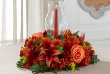 Thanksgiving flowers, Fall Theme Centerpiece /  Being a full service New York, NY Americas Florist in NYC we can even handle flower delivery nationwide and internationally through our network of trusted florists. In keeping with Americas Florist commitment to excellence, the entire staff is dedicated to providing you with professional, personalized service that ensures your experience will be a pleasant one for you, Same day flowers delivery within 3 hours