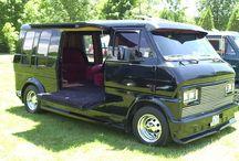 Ford transits