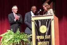 Inauguration of Allison Garrett-Sept. 16, 2016 / Inauguration of Allison D. Garrett 17th President of Emporia State University