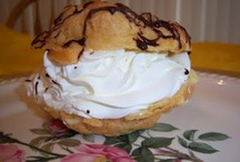 Cream Puffs / by Sherrie Opie