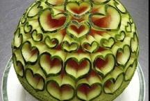 Food Art  / by Sharon Reed Lee