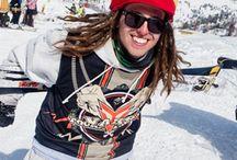 Winter Sport Style / #Ski #Fun #Snowboard