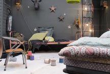 Kidsroom ★ Kinderkamer / Inspiratie voor mooie, vrolijke, stoere, hippe, romantische en stijlvolle kinderkamers * Inspiration for lovely, romantic, beautiful, trendy and stylish kid's rooms