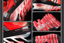 "New adidas shoes "" Springblade"""