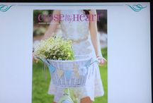 CTMH Annual Inspirations Ideas Book 2014-15 Scrapbooking, Cardmaking, Papercraft and Home Decor