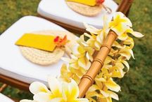 Hawaii Destination Wedding Details / Planning a Hawaii Destination Wedding- some ideas that might help you with your wedding planning