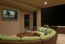 Outdoor Living Space / Beautiful outdoor living to enhance your lifestyle.  Designed by CP Designs, Grand Junction, CO  970-241-8282.