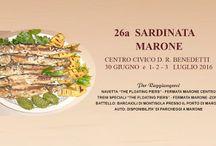 La Sardinata dal 30 giugno al 3 luglio Marone (BS)