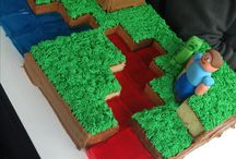 Birthday - Minecraft