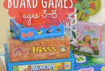 Games and Movement with Kids!