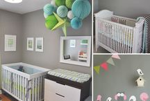 Nursery Decor / by Rebecca Pollock