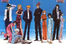 The Best Anime Series : Bleach