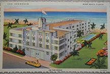 Vintage Postcards / Vintage Postcards
