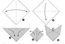 Origami et papier