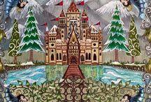 Floresta Encantada - Castelo na Floresta / Enchanted Forest - Forest Castle