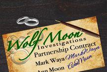 Honeymoon (WolfMoon book 1.5)