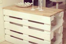 Projets en bois de palette