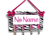 No Name Classroom Signs