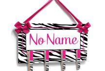No Name Classroom Signs