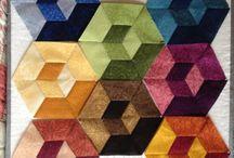 3d patchwork