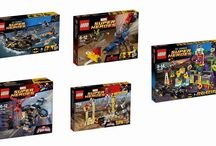 Summer 2015 LEGO Super Heroes /DC & Marvel) new items!