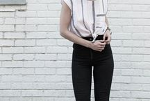So My Style. / Things I actually wear on the regular. / by Silken Widmer