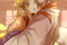 Tomoe x Nanami <3