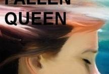 The Fallen Queen - Book