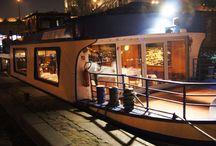 Soirée RH 2013 / Comme chaque fin d'année Altays organisait le 18 décembre dernier sa traditionnelle soirée RH. Cette fois clients et partenaires étaient invités à partager une croisière sur la Seine. Welcome aboard...