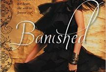 BANISHED, Book 2 of the FORBIDDEN Trilogy, Harpercollins / Book 2 of the FORBIDDEN trilogy, publishing February 2, 2016