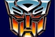Brady:  Transformers B-day Party / by Stacy Bakri