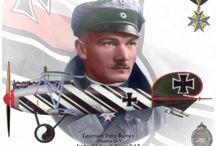Velká válka - piloti