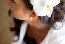 wedding hair / by Lindsay Barnes