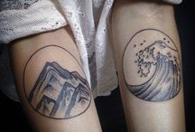Tattoo inspiration / Looking for a cool tattoo with mountains