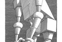 Daniel Mróz - illustrations
