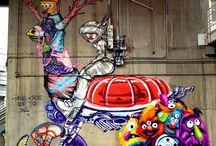 Graffittis