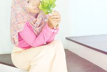 Hijab Pastel Style / Any Pastel style Hijab Outfit