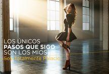 Elisa Zapatos / Los únicos pasos que sigo son los míos.  Todos los Zapatos viven en El Palacio de Hierro.   #SoyAsí #SoyTotalmentePalacio