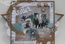 Winter Memories / Prachtige kerstlijn van Studio Light en voorbeelden.